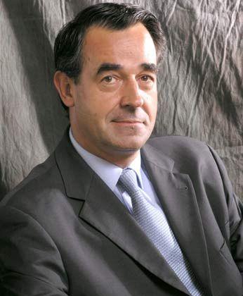 Künftig am Ruder: Der Franzose Xavier Urbain übernimmt ab Januar den Bereich Rail & Road Logistics