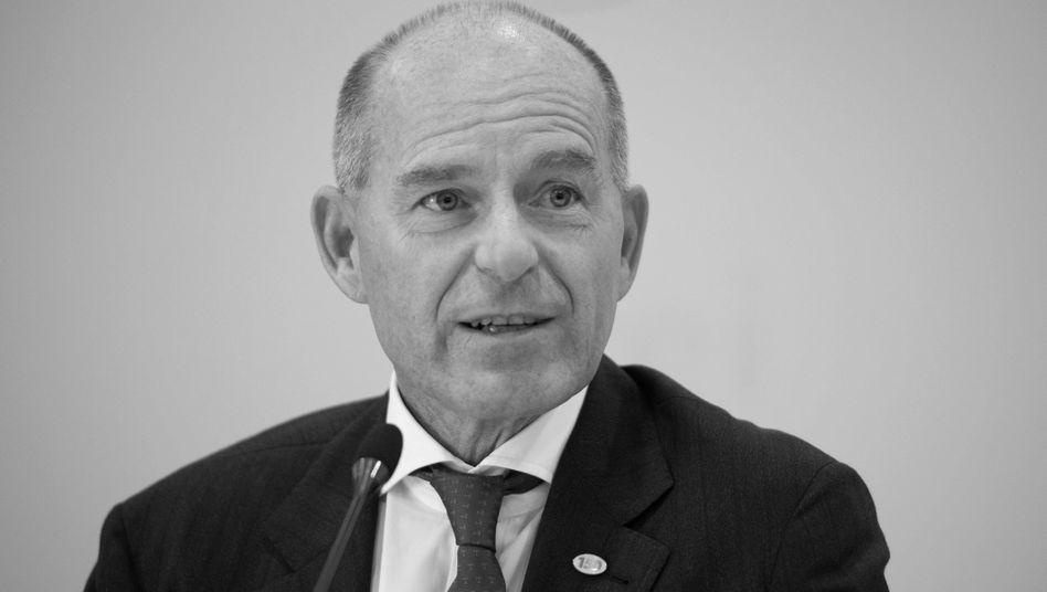 Karl-Erivan Haub, verschollen seit April 2018.