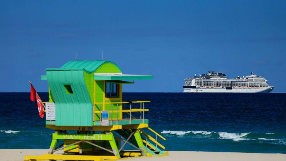 Coronavirus: Kreuzfahrtschiffe irren umher