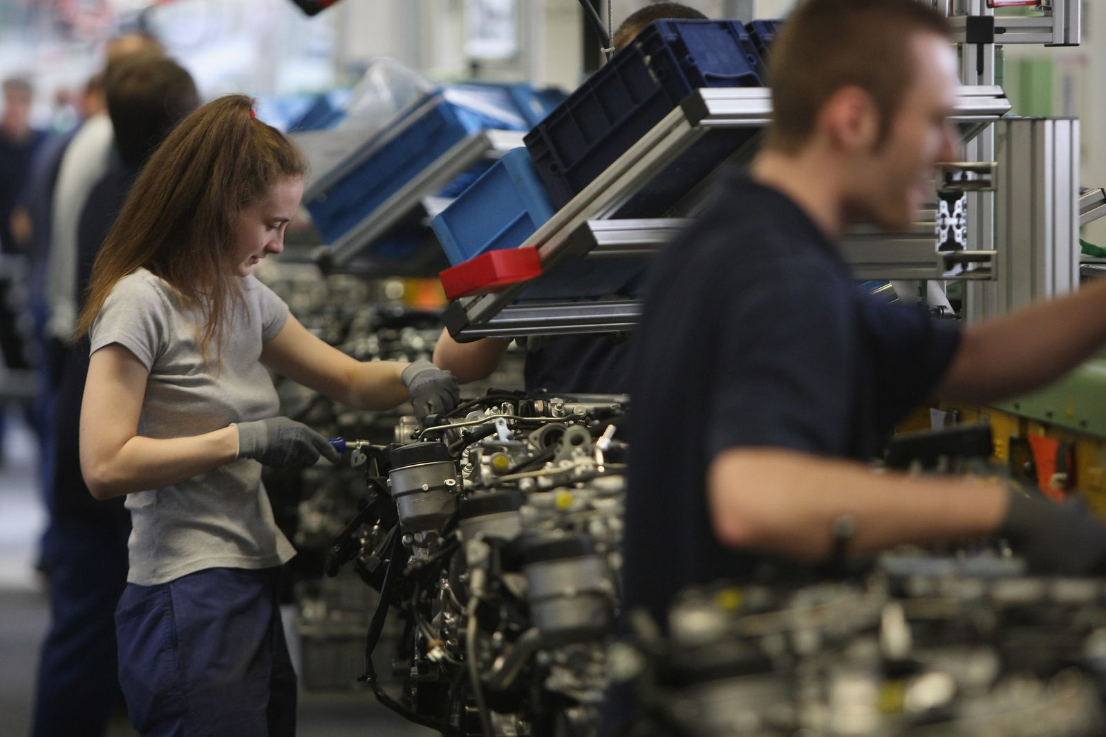 German Economic Growth Slows