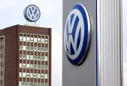 Unruhige Zeiten bei VW:Die Produktion stand am Mittwoch eine Stunde still