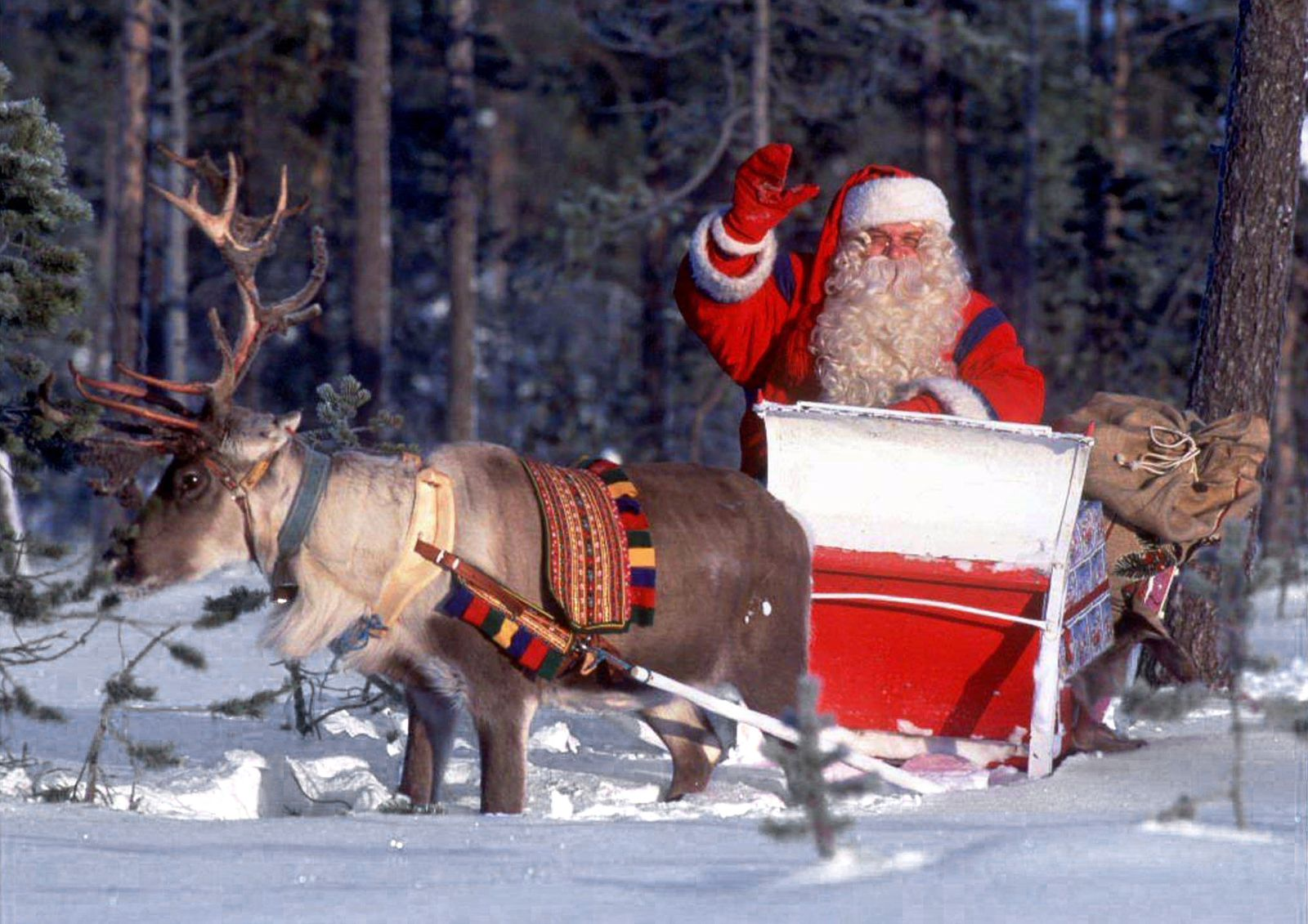 Weihnachtsquiz/ Weihnachtsmann