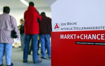 Relativer Erfolg: Deutschlands Arbeitsmarkt erstmals seit Jahrzehnten mit dem amerikanischen vergleichbar stark