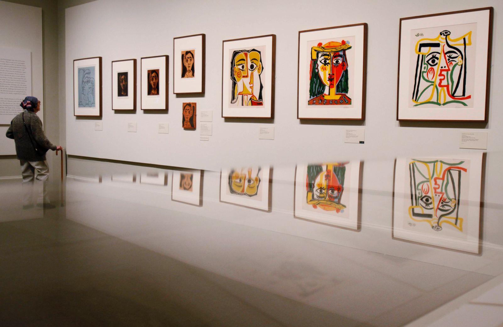Picasso / Ausstellung / Metropolitan Museum