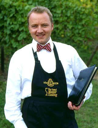 Hendrik Thoma: Master-Sommelier und TV-Moderator