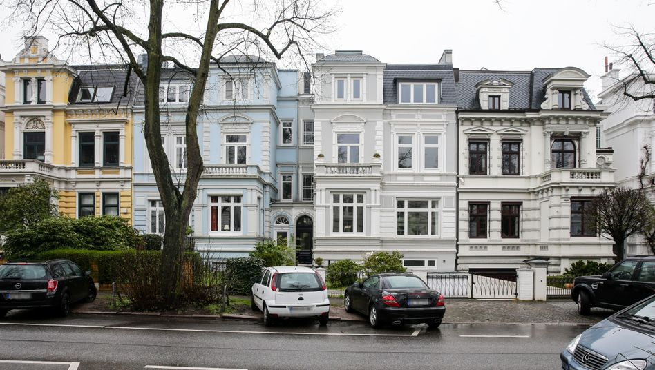 Nobelhäuser in Hamburg: Wer eine Immobilie verkauft, bevor sein Kreditvertrag ausläuft, muss mit hohen Entschädigungszahlen rechnen.