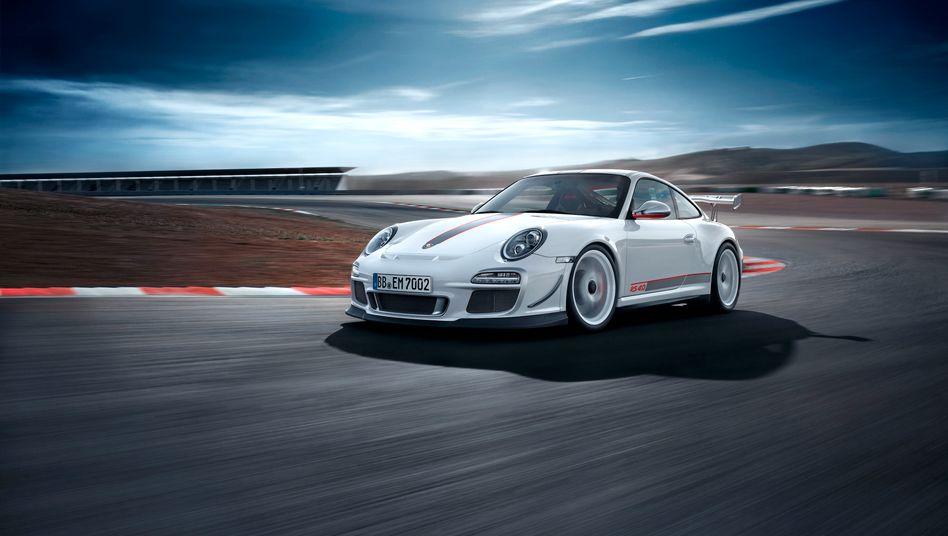 Porsche 911 GT3 4.0: Rennsport aus Stuttgart
