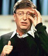 Bill Gates: Geld hat er ja, aber ist er auch glücklich?