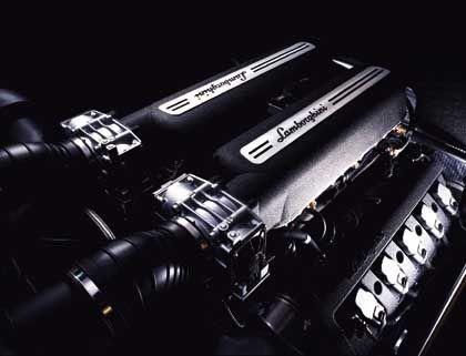 Das Triebwerk: Ein 5-Liter-V-Zehnzylinder-Motor mit 500 PS