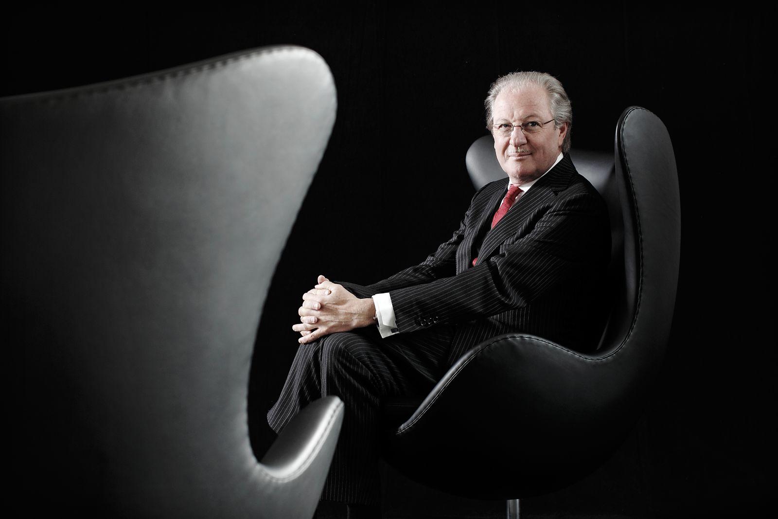 Prof. Dr. Wolfgang Reitzle, Linde AG, Vorstandsvositzender