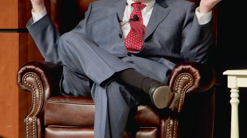 """""""Ich sitze und denke"""": Multimilliardär Buffett über das Geheimnis seines Erfolgs"""