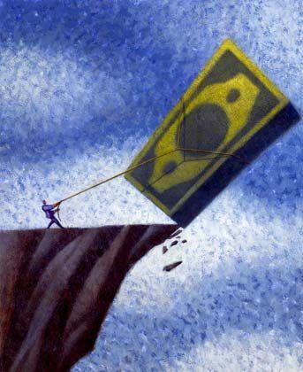 Schieflage: Die USA leben auf Pump, doch China als einst größter Gläubiger gibt US-Staatsanleihen zurück auf den Markt