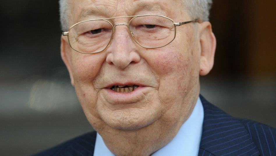 Reinfried Pohl, Gründer der Deutschen Vermögensberatung AG, starb im Alter von 87 Jahren