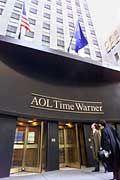 AOL-Time-Warner-Zentrale in New York: Trennung nicht ausgeschlossen