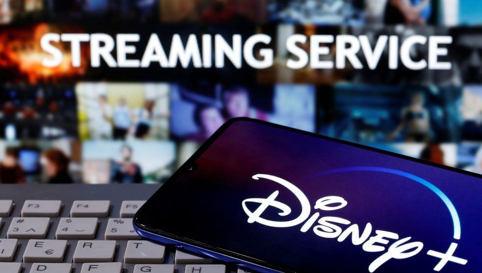 Disney bündelt das Film- und Streaminggeschäft
