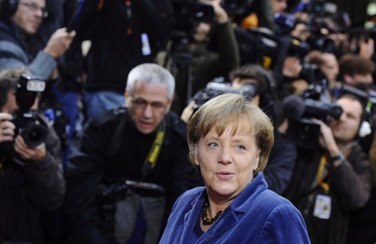 Angela Merkel, Brüsseler EU-Gipfel