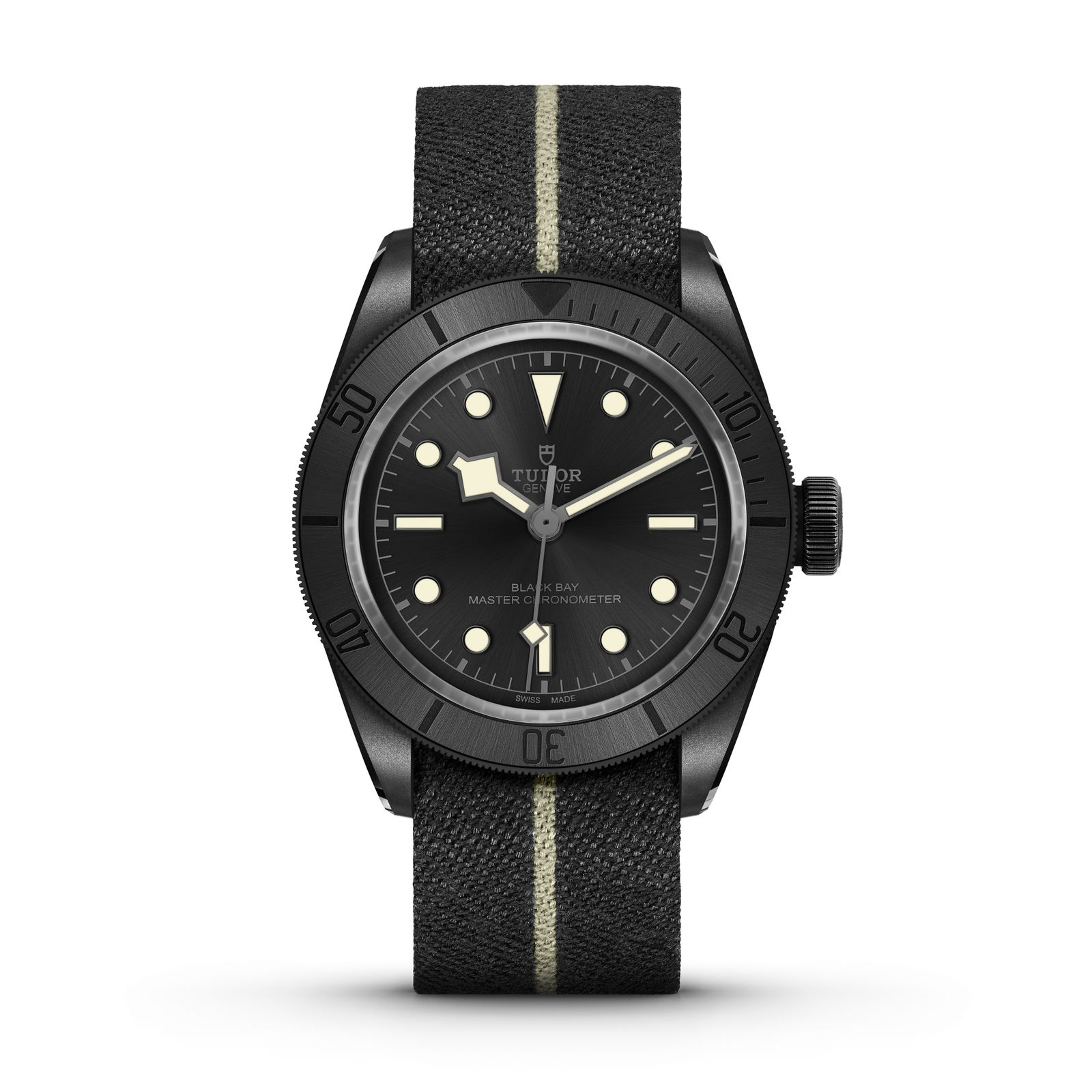 Tudor / M79210CNU-0000 black fabric black FF RVB
