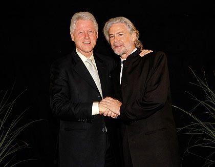 """Einladung vom Präsidenten: """"Kürzlich war Clinton in Iserlohn, da habe ich ihn natürlich schnell besucht"""""""