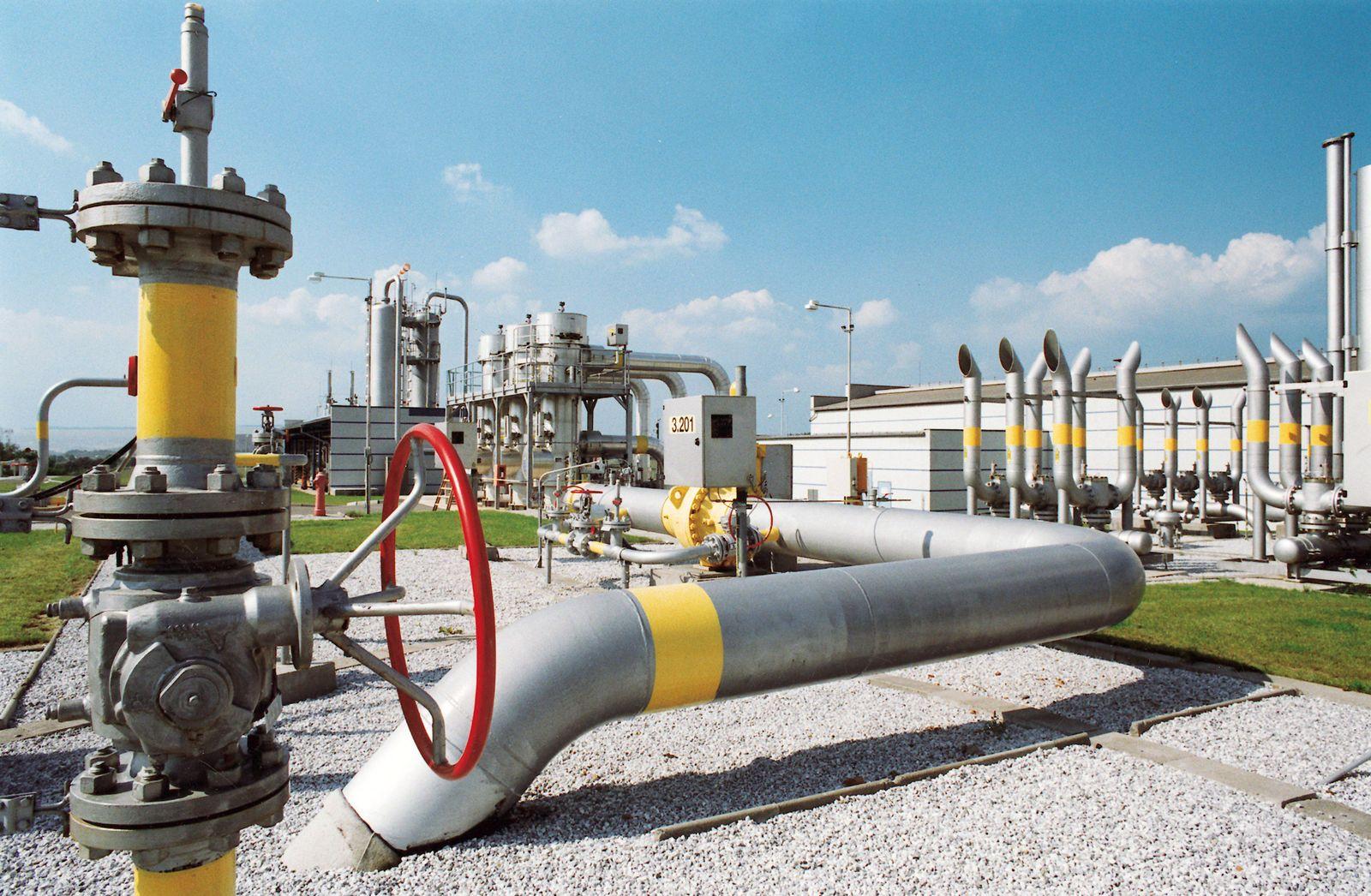 Gasspeicher in Tschechien / Gas / RWE