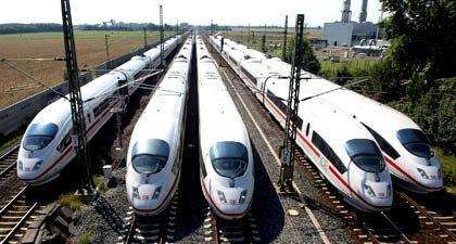 ICE3-Züge: Die Bahn wird ihre Technikprobleme nicht los