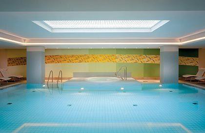 Spa Futuresse: Swimming- und Whirl-Pool laden zum Relaxen ein