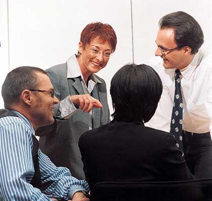 Eine Frage der Unternehmenskultur: Niemand sollte gegen seinen Willen geduzt werden