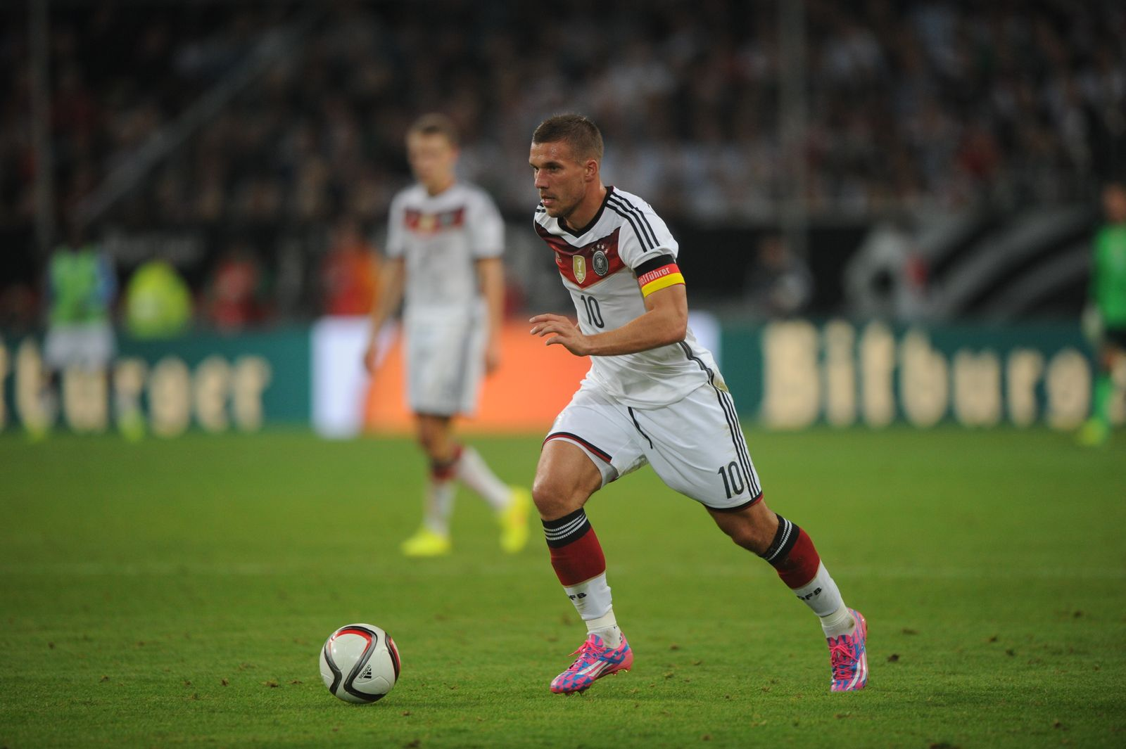 Länderspiel Deutschland - Argentinien