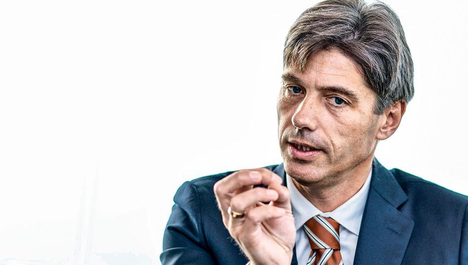 Wechselwillig: Im April rückt Carsten Kratz (51) auf den neu geschaffenen Posten des nationalen Chairman. Dann übernimmt Matthias Tauber (40) den Chefjob in Deutschland.