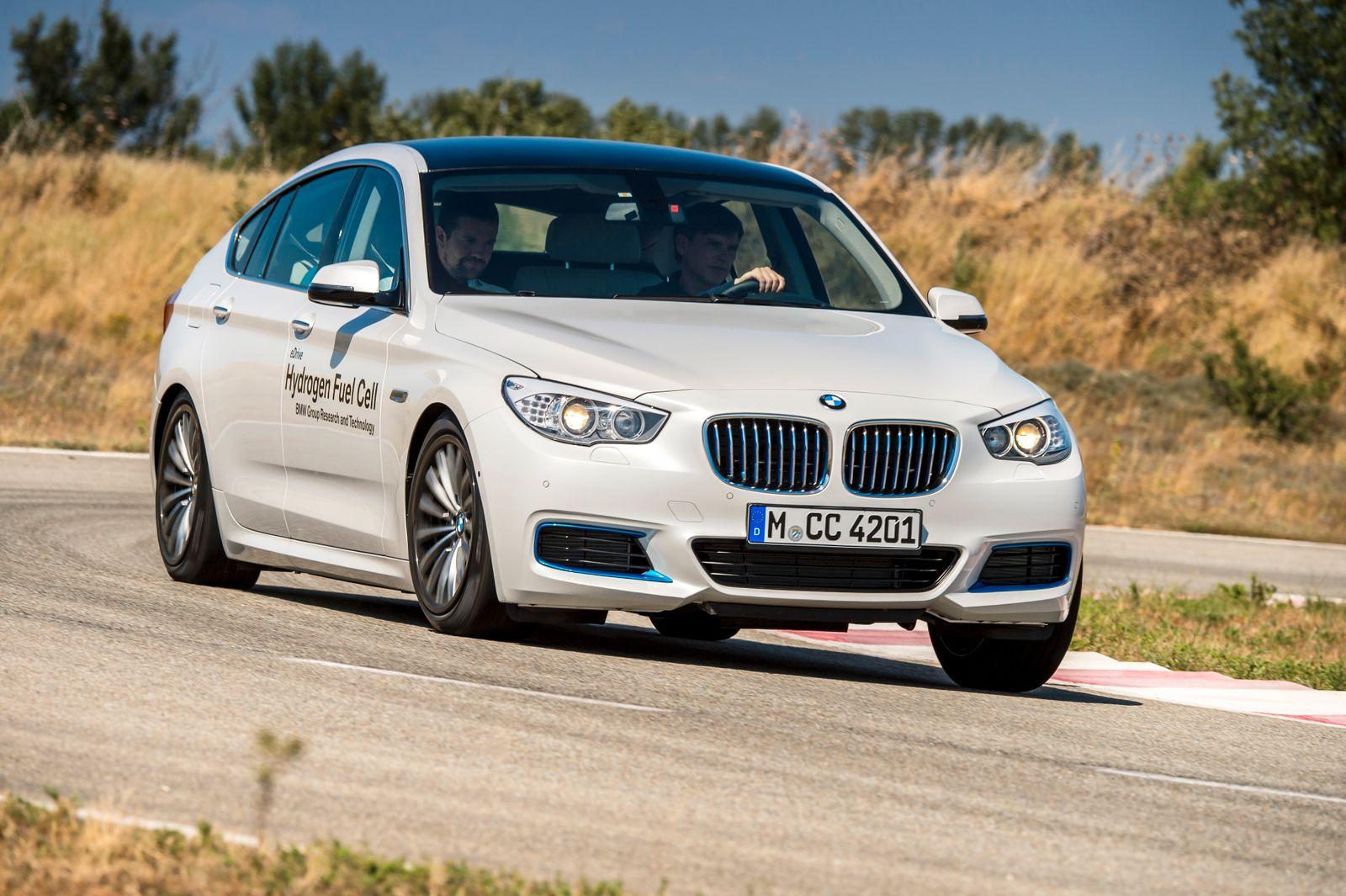 BMW / Brennstoffzellen-Auto