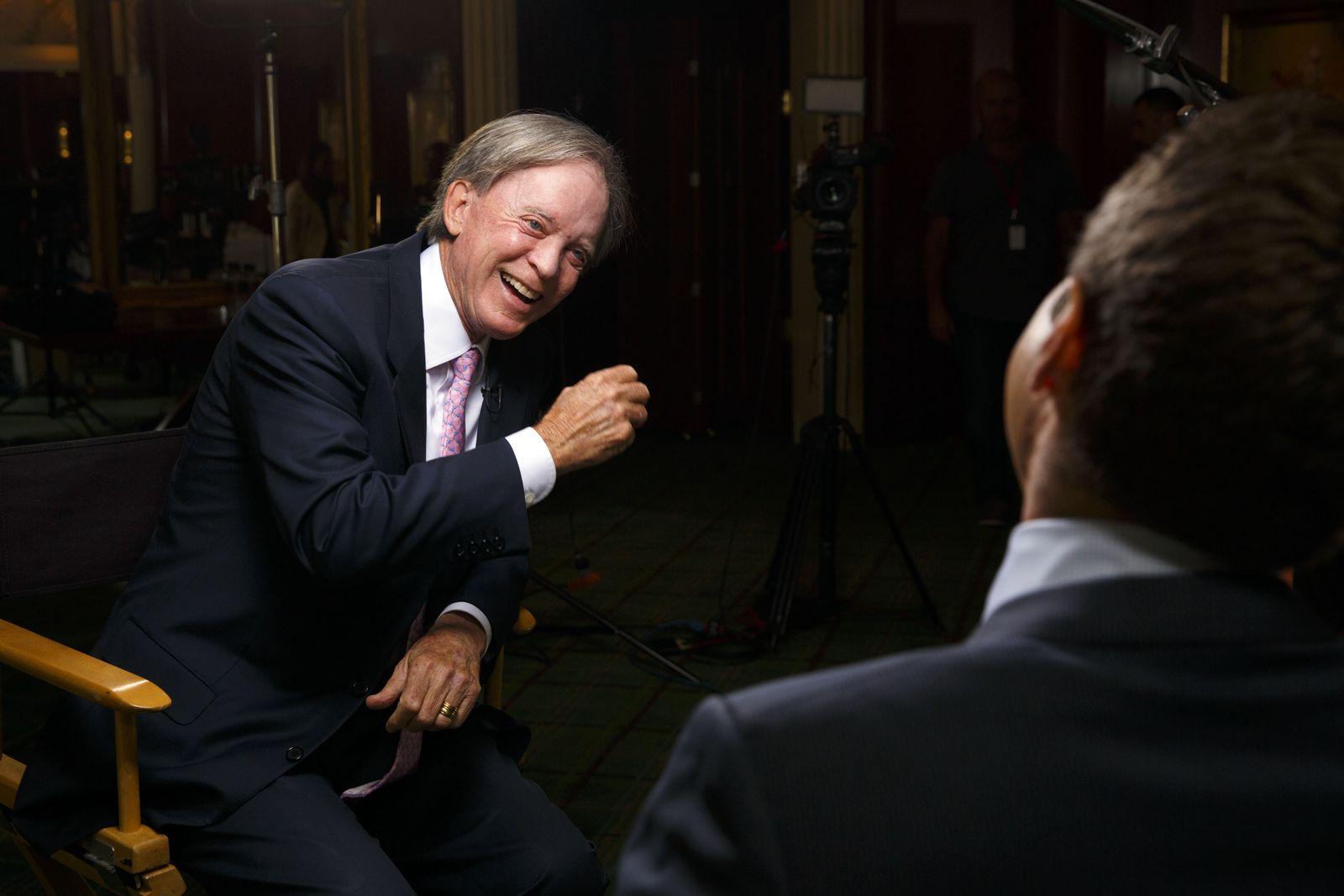 PIMCO Co-Founder Bill Gross Interview