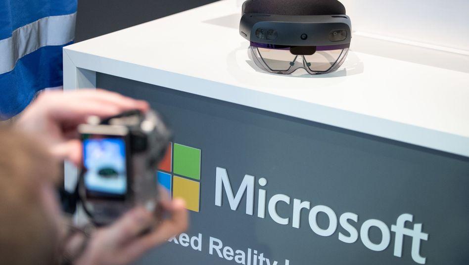 Microsoft plant Aktienrückkäufe in Höhe von bis zu 40 Milliarden Dollar