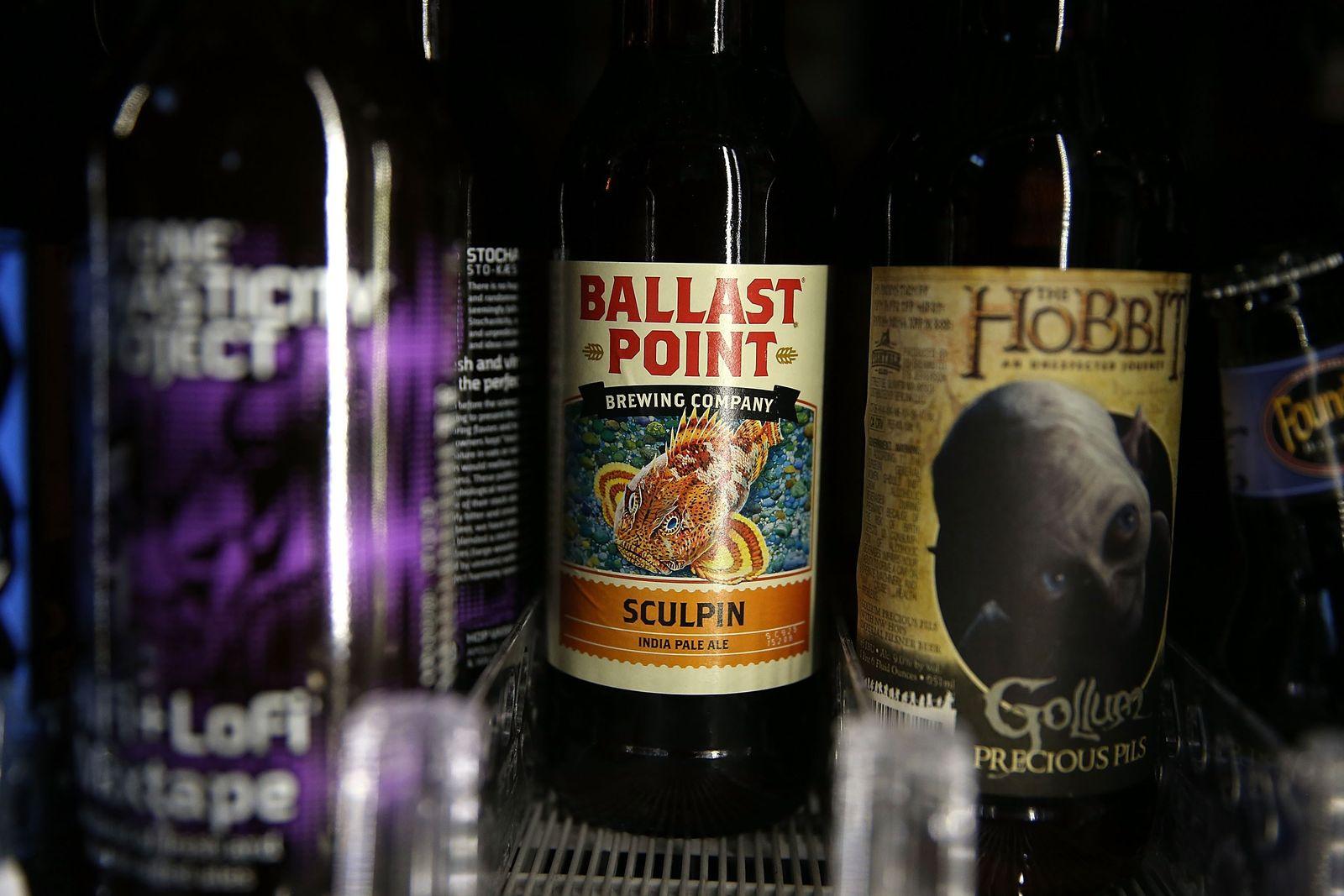 Craft Beer / Ballast Point