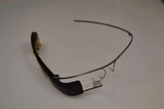 EINMALIGE VERWENDUNG Google Glasses 2015 | mit Bügel