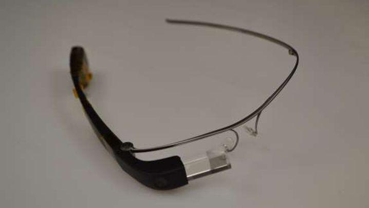 Datenbrille reloaded: Das neue Google Glass