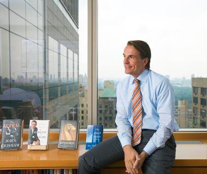 Neuer Schwung für ein altes Medium: Bertelsmann-Vorstand Markus Dohle