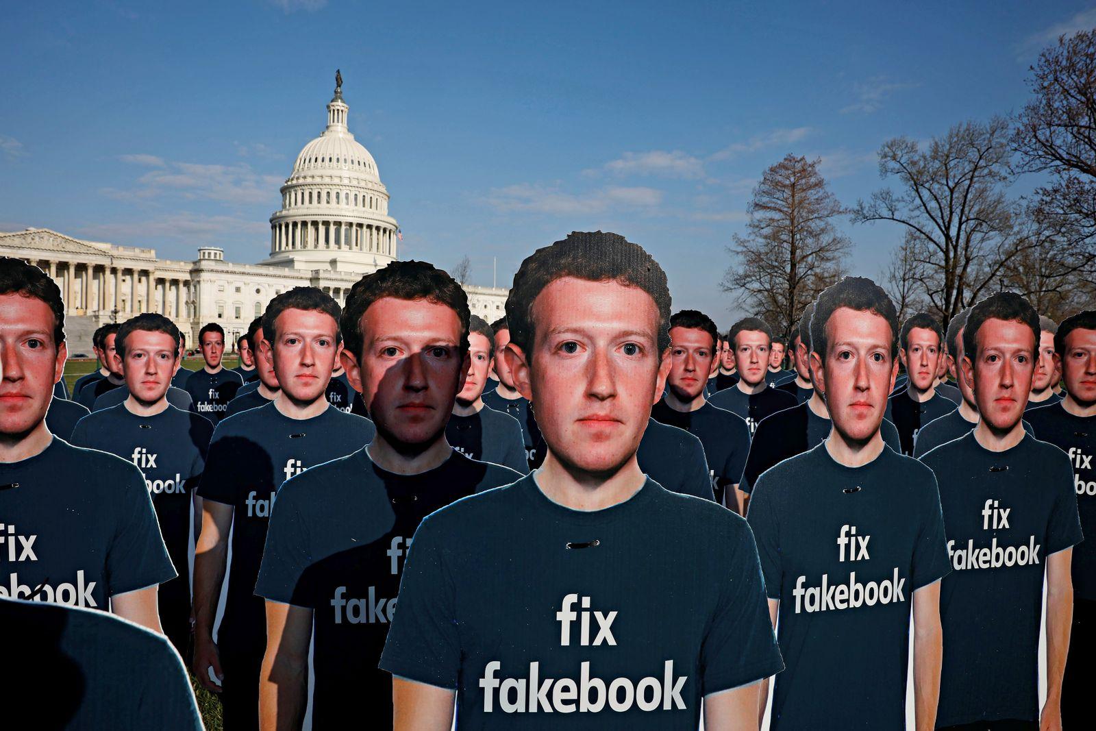 Papp-Zuckerberg / Proteste