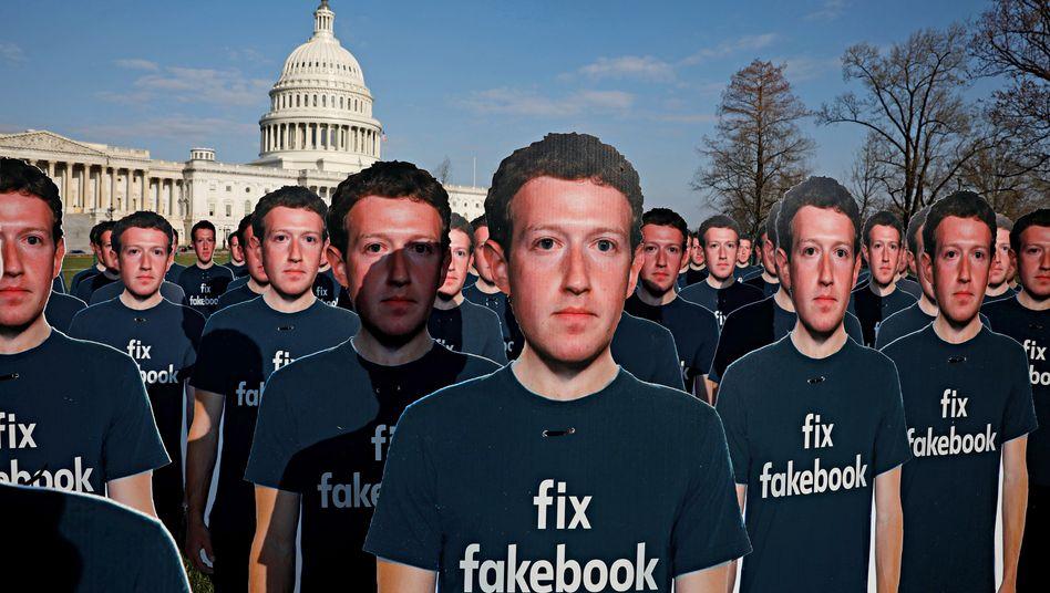 Oft die Zielscheibe von Kritik: Mark Zuckerberg geht jetzt mit einem bemerkenswerten Statement in die Offensive
