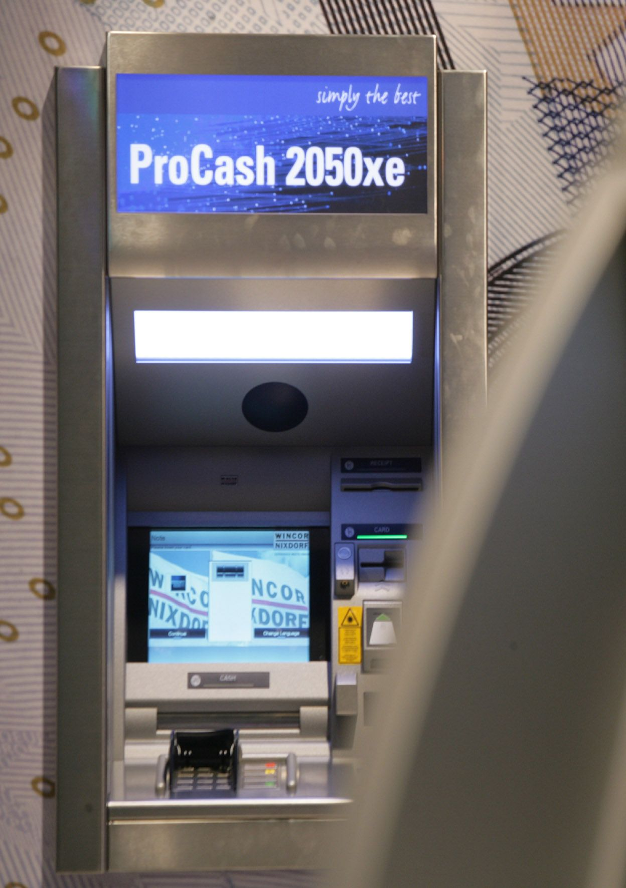 Wincor Nixdorf / Geldautomat
