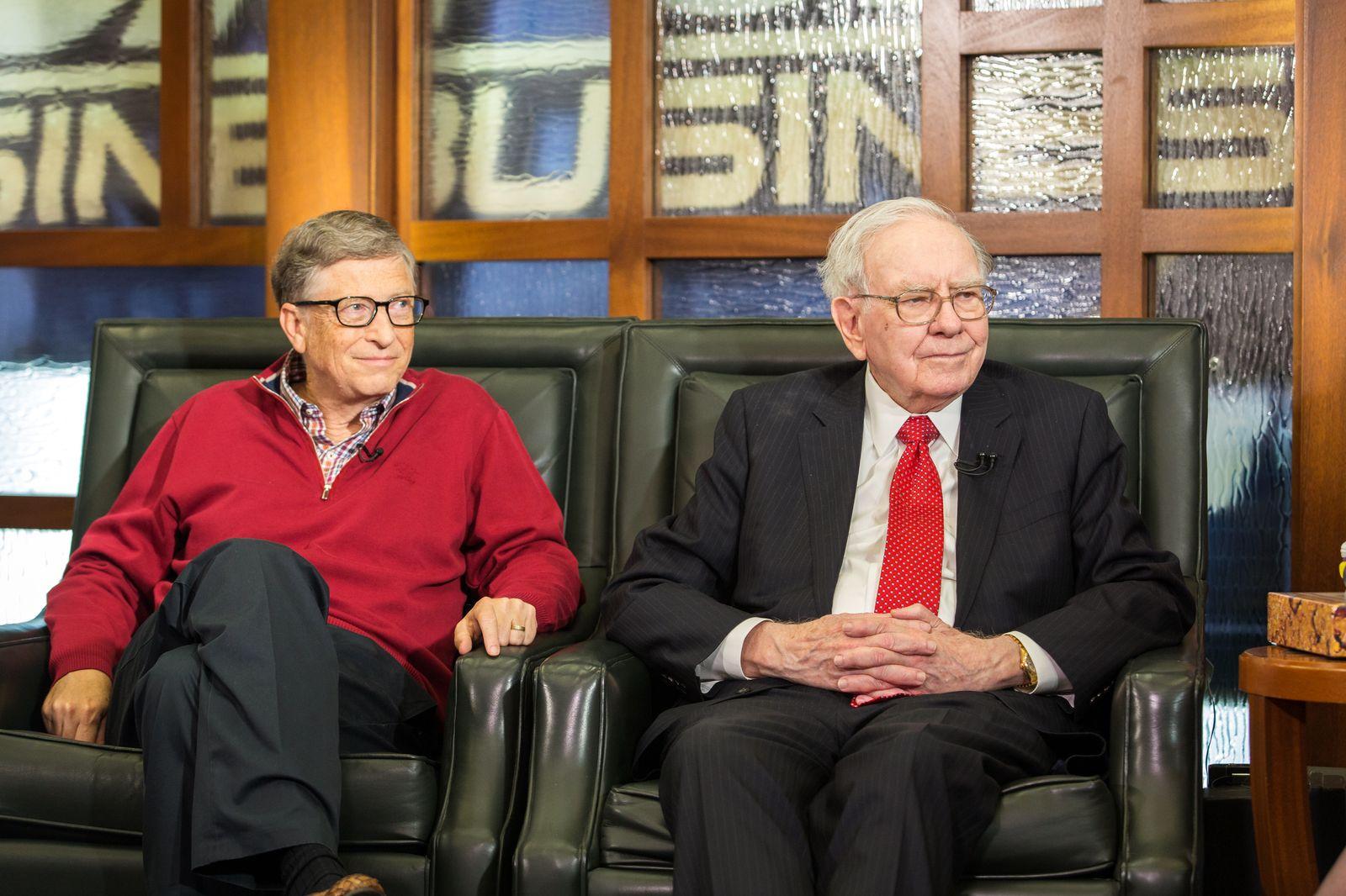 BeBill Gates / Warren Buffett