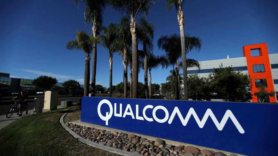 Qualcomm Campus in San Diego: Trump blockiert Übernahme