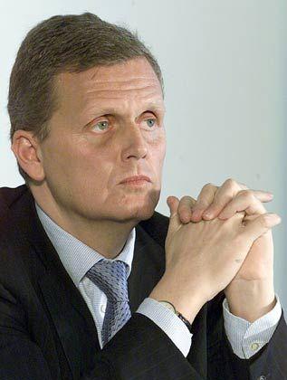 Zwei Stufen runter: Drastisch herabgestuft - Telekom-Primus Kai-Uwe Ricke