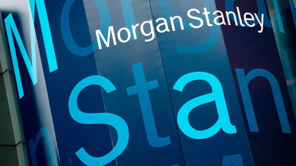 Morgan Stanley: Die US-Investmentbank verdoppelt nicht nur die Dividende, sondern will auch für zwölf Milliarden Dollar Aktien zurückkaufen