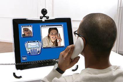 Videotelefonie: VoIP macht's möglich