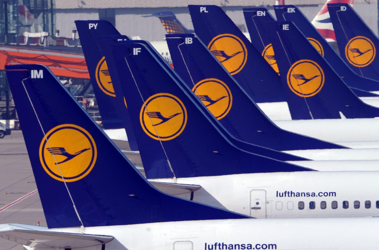 Flugbegleiter-Streik / Lufthansa
