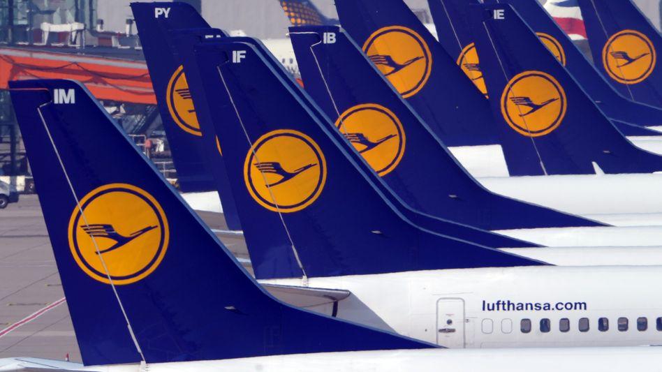 Nichts fliegt mehr: 140.000 Passagiere sind vom Ausstand betroffen