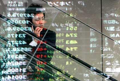 Die jüngste Korrektur könnte vorüber sein: der japanischen Aktienmarkt