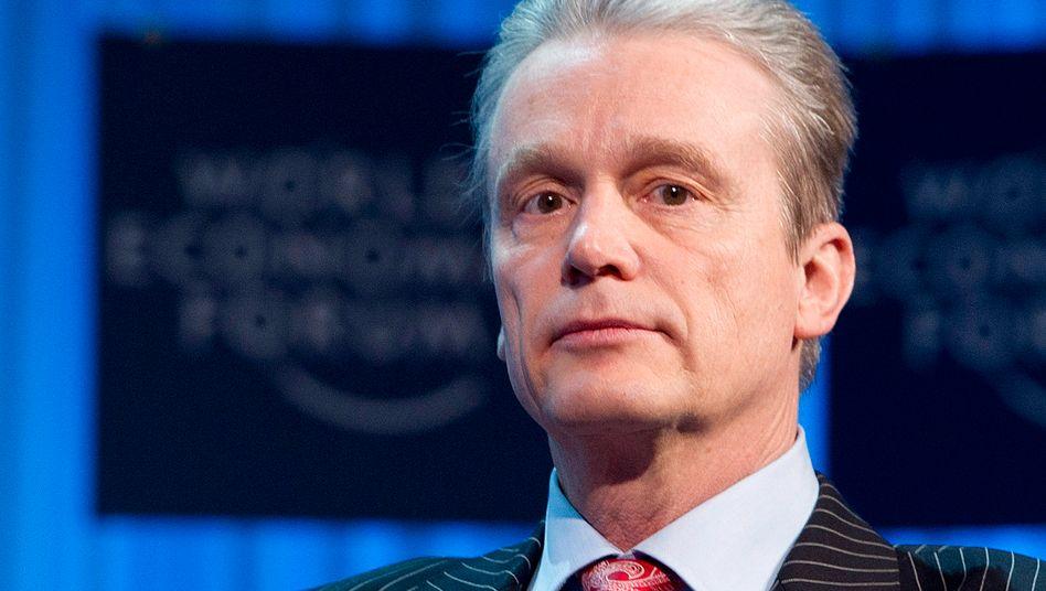 Stefan Lippe: Der Deutsche führte die Swiss Re von 2009 bis 2012
