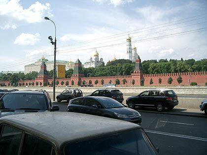 Kremel vor den Wahlen: Russlands Regierung setzt Preise für Lebensmittel fest