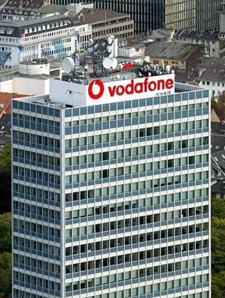 Vodafone Deutschland in Düsseldorf: Beteiligungen sind ein Drittel weniger wert