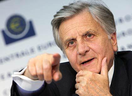Schrittweise Normalisierung:EZB-Präsident Trichet